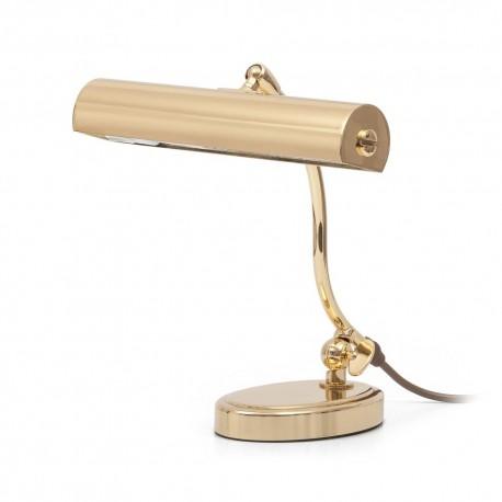"""Lampe pour piano droit """"Classik"""" JAHN - laitonpoli"""