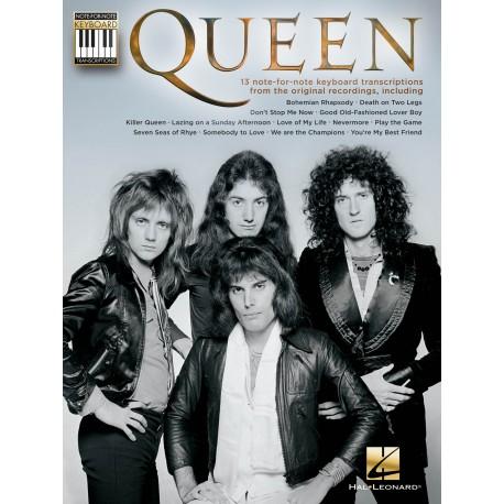 Queen 13 partitions Note par note - HAL LEONARD