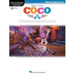 Coco Disney Pixar Trombone partition