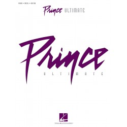 Prince: Ultimate Piano Vocal Guitare