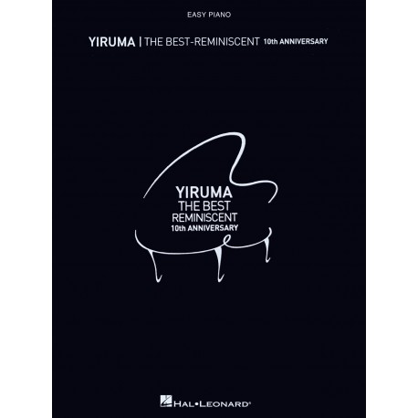 Yiruma - The Best: Reminiscent 10th anniversary (Easy Piano) partition simplifiée
