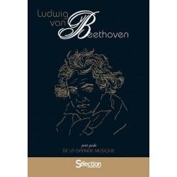BEETHOVEN PETIT GUIDE DE LA GRANDE MUSIQUE - LIVRE + CD