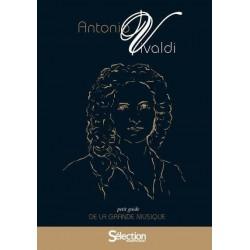 VIVALDI - PETIT GUIDE DE LA GRANDE MUSIQUE - LIVRE+ CD