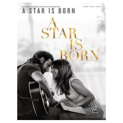 A STAR IS BORN - PIANO CHANT GUITARE