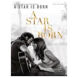 A STAR IS BORN - PIANO CHANT GUITARE