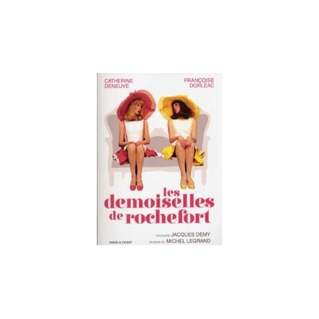 LES DEMOISELLES DE ROCHEFORT - MICHEL LEGRAND PIANO CHANT