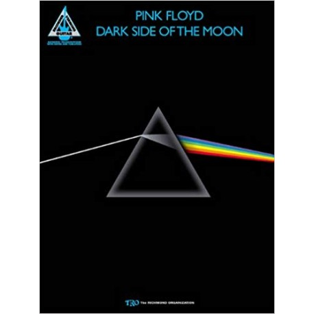 PINK FLOYD DARK SIDE OF THE MOON GUITARE AVEC TAB