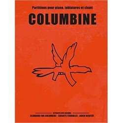 COLUMBINE PIANO TABLATURE CHANT
