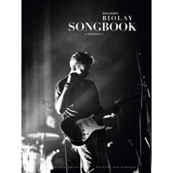 PARTITION BENJAMIN BIOLAY SONGBOOK PVG TAB