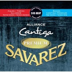 SAVAREZ CORDES CLASSIQUE TENSION MIXTE 510 ARPJ