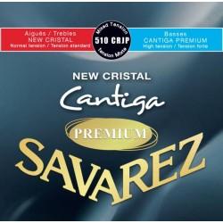SAVAREZ NEW CRISTAL CANTIGA PREMIUM CORDE CLASSIQUE MIXTE