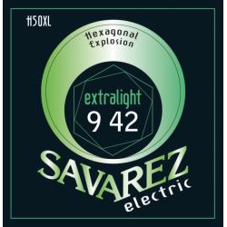 SAVAREZ ELECTRIC HEXAGONAL EXPLOSION EXTRA LIGHT