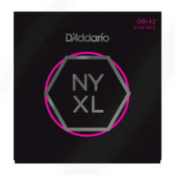 D'ADDARIO CORDES ELECTRIQUE NYXL 09-42