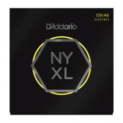 D'ADDARIO CORDES ELECTRIQUE NYXL 10-52