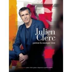 Julien Clerc Partout la musique vient