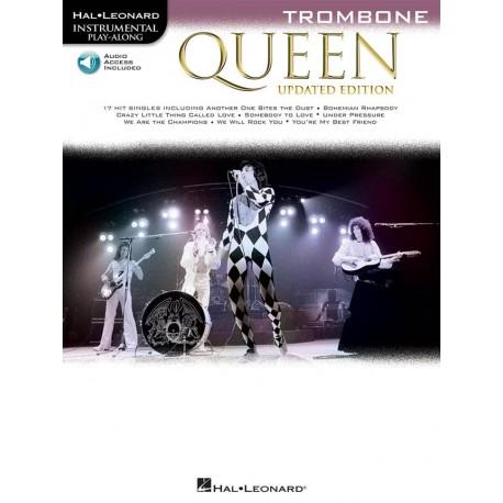 Queen - Trombone Instrumental Play-Along