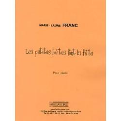 FRANC Marie-Laure Les Petites bêtes font la fête