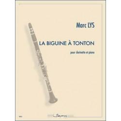 LYS Marc La Biguine à tonton Clarinette et piano