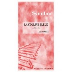MANTAUX Anne La Colline bleue Flûte traversière et piano