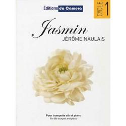 NAULAIS Jérôme Jasmin Partitions Trompette et piano