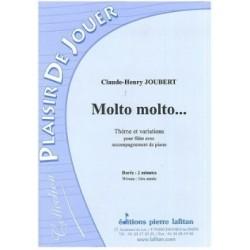 joubert claude henry Molto, Molto