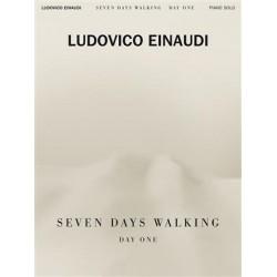 Seven Days Walking Day One for Piano solo Ludovico Einaudi