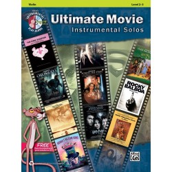 Ultimate Movie Instrumental Solo Violin