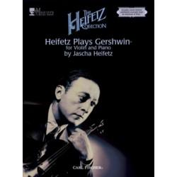 Heifetz Collection Volume 2 Heifetz plays Gershwin