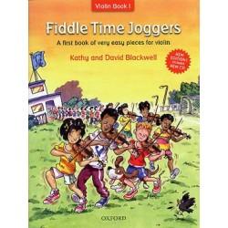 BLACKWELL K & D Fiddle time joggers avec CD play-along -Vol. 1