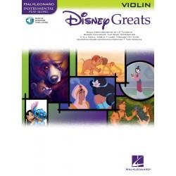 Disney Greats - Violin