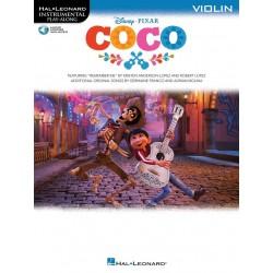 Coco - Violin disney
