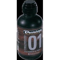 Dunlop 6524 Spray nettoyant touche & frettes