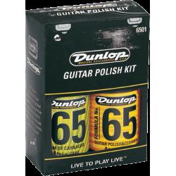 Dunlop 6501 Kit lustrant pour Guitare ou Basse