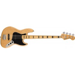 SQUIER JAZZ BASS 70'S CLASIC VIBE NAT