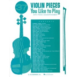 37 Violon Pieces You Like To Play
