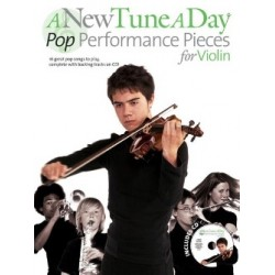 A New Tune A Day: Pop Performance Pieces avec cd