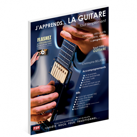 J'apprends LA GUITARE...