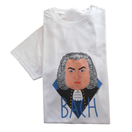 T-Shirt Bach taille S