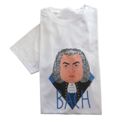 T-Shirt Bach taille L