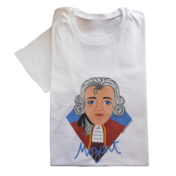 T-Shirt Mozart taille M