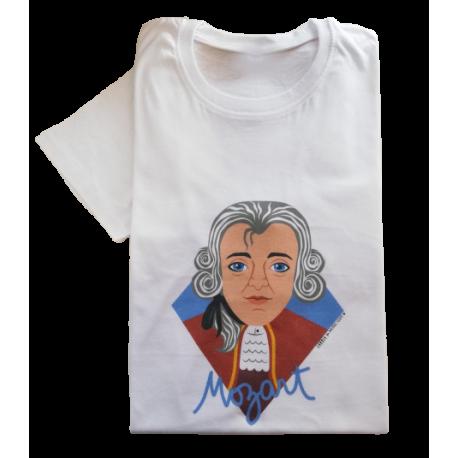 T-Shirt Mozart taille M