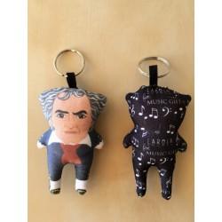 porte clés Beethoven
