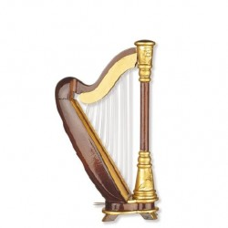 Harpe magnetic
