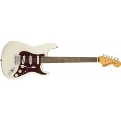 SQUIER STRATOCASTER 70 CLASSIC VIBE OLYMPIC WHITE