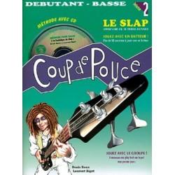COUP DE POUCE Méthode Guitare Basse Volume 2