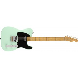 FENDER TELECASTER VINTERA 50'S MODIFIED SURF GREEN