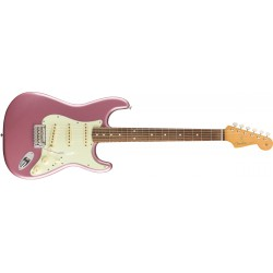 FENDER STRATOCASTER VINTERA 60'S MODIFIED BURGUNDY MIST METALLIC