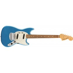 FENDER MUSTANG VINTERA 60'S LAKE PLACID BLUE