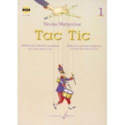 Nicolas Martynciow : Tac tic - Volume 1