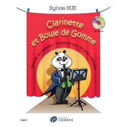 HUE Sylvie Clarinette et boule de gomme